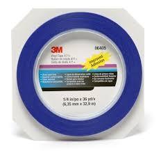 3M 06405 Vinyl Fine Line ragasztószalag íves ragasztáshoz 6mm-es