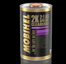Mobihel SPEEDY  Antiscratch gyorsan száradó MS karcálló lakk edzővel 1,5Liter