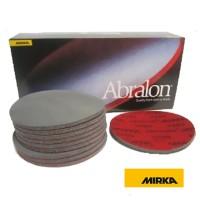 Mirka ABRALON P1000 szivacsos tépőzáras finomcsiszoló 150mm-es