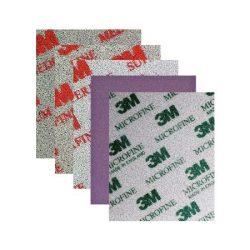 3M 02601 Softback ULTRAFINE  Kemény szivacsos csiszoló (P800-P1000) 115x240x5mm