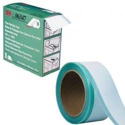 3M06347 Szélvédő maszkoló szalag (gumiprofil kiemelő) 7mm