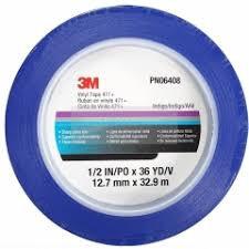 3M 06408 Vinyl Fine LIne Ragasztószalag íves ragasztáshoz 12mm