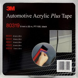 3M 80319 Acrylic Plus Kétoldalas díszlécragasztó 9mm