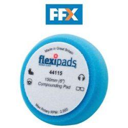 Fexipads 44115 Közepes tépőzáras  polírszivacs 50x150mm
