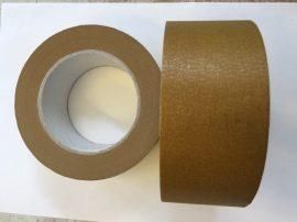 Premium papír ragasztószalag 50mmX50méter 80 fokig hőálló