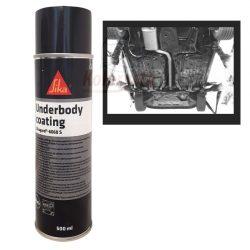 SikaGard 6060 S Bitumenes alvázvédő spray fekete 500ml