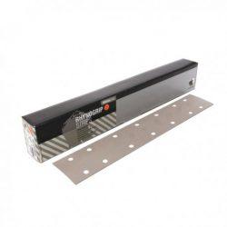 Indasa Tépőzáras gyalupapír 70x420mm 22lyukas p220