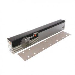 Indasa Tépőzáras gyalupapír 70x420mm 14lyukas p280