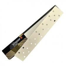 INDASA HT LINE Tépőzáras gyalupapír 70x420mm 23lyukas p60