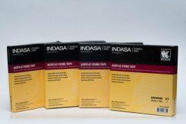 Indasa Acrylic Kétoldalas díszlécragasztó 9mm