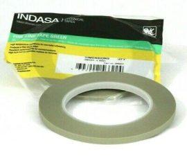 Indasa INFLZ12 Vinyl ragasztószalag egyenes vonalakhoz 12mmx55m
