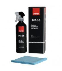 RUPES M606 RAPID CLEANER Prémium gyorstisztító folyadék 500ml