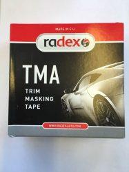 Radex TMA szélvédő gumiprofil kiemelő szalag