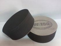 Corcos W190 Finom tépőzáras polírszivacs 60x160mm